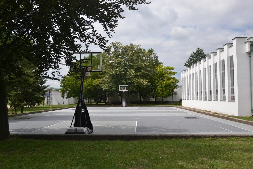 Streetballpálya